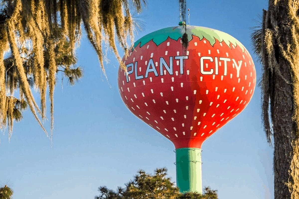 Plant City, FL.